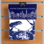 Portmeirion tea towel header